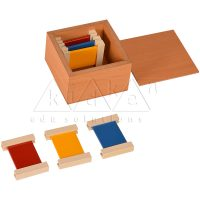 Primary Colour Tablets | Montessori Learning Aids | Kidken Edu Solutions
