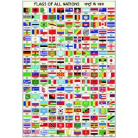 Flags of Nations Charts | Charts online | Kidken Edu Solutions