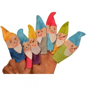Finger Puppets | Hand Puppets for Kids | Play School Materials | Kidken Edu Solutions
