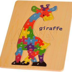 GS276-Giraffe-Puzzle---ABC---jigsaw-