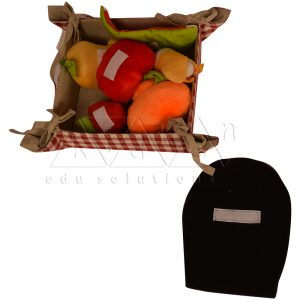 Basket for Puppet Storage | Kidken Edu Solutions