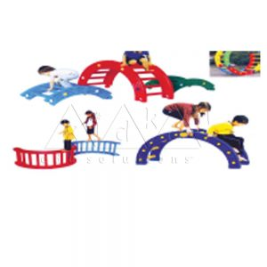 Quarter Balancing Beam | Play home equipments | Kindergarten equipment | Play school toys | Kidken Edu Solutions