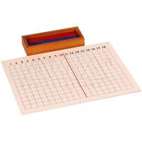 Additional Strip Board | Montessori Math Materials | Kidken Edu Solutions