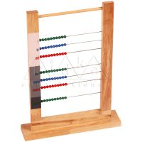 7 Row Bead Frame | Montessori Math Materials | Kidken Edu Solutions