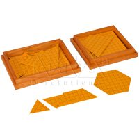 Area Apparatus | Montessori Math Materials | Kidken Edu Solutions