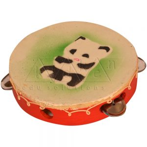 Musical Drum With Bells