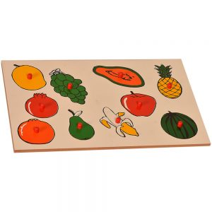 Inset Boards - Fruits | Kidken Edu Solutions