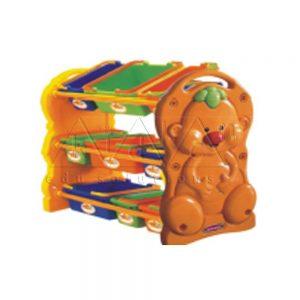 Toy-shelf