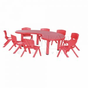 Bean-table-Red-Colour