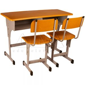 Height-Adjustable-Double-Seater-Desk