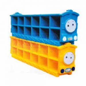 Plastic-shoe-rack