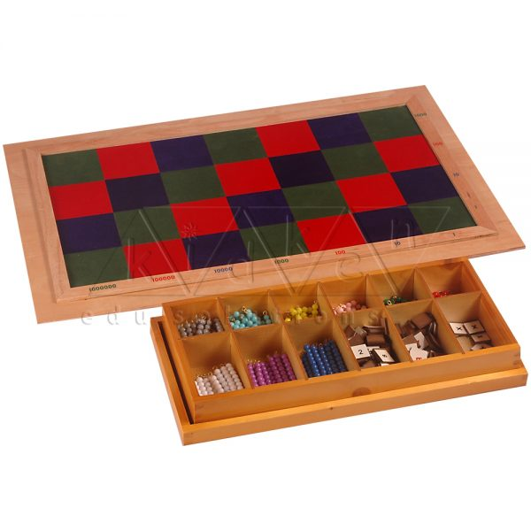 M042-Chequer-Felt-board-with-single-box-of-beads-and-tiles-.jpg