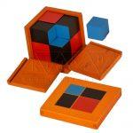 Binomial-Cubes