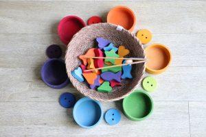 decorate classroom basket