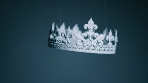 decorate classroom - crown
