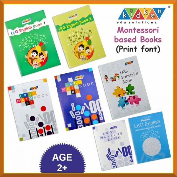LKG Print Books