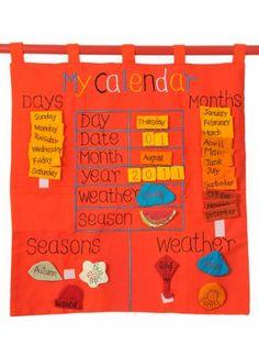PM 35 Cloth Calendar