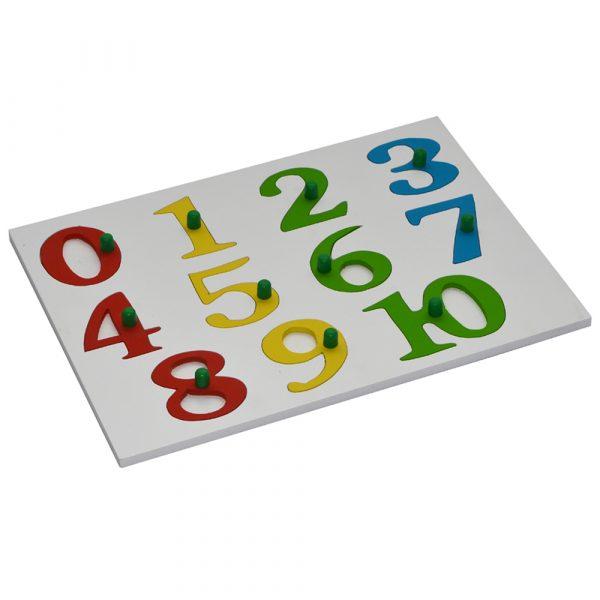 PM 37 0-10 Number Puzzle