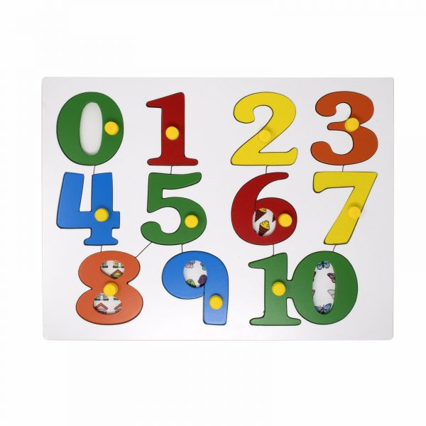 PM37 0 to 10 number puzzle