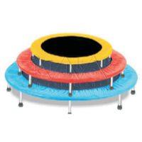 Trampoline | Play home equipments | Kindergarten equipment | Play school toys | Kidken Edu Solutions