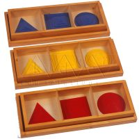 Coloured Gradation Series | Montessori Math Materials | Preschool Educational Toys | Kidken Edu Solutionsc